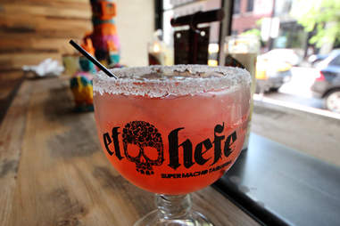Carlos Estavez at El Hefe in River North