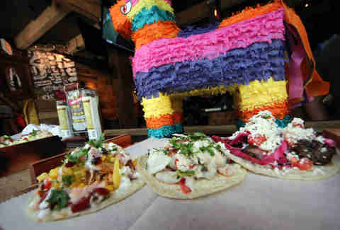 Tacos at El Hefe in River North
