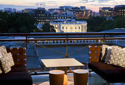 The 7 Best Rooftop Bars In Dc Thrillist