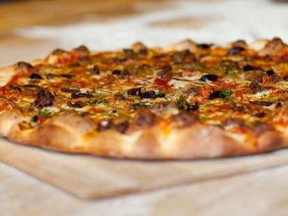 Pizza Delicious NOLA pie