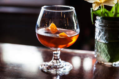 Vieux Carre at Magnolia Tap and Kitchen in downtown San Diego.