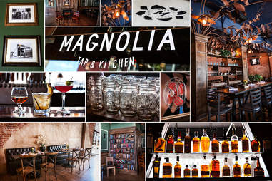 Magnolia Tap and Kitchen in downtown San Diego.