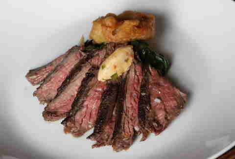 Distilled NY - Hanger Steak