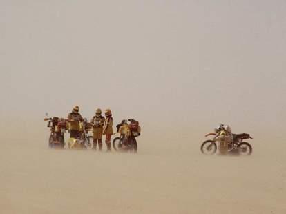 Dakar Rally Raid 2013
