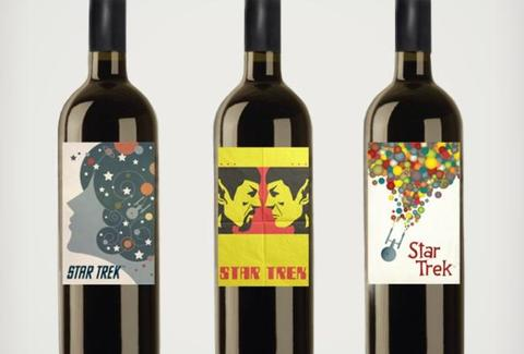 Star Trek wine from vinport
