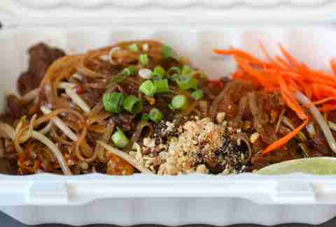 Thai-U-Up Pad Thai