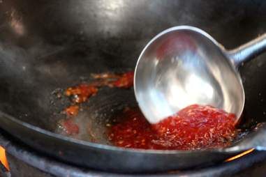 Thai-U-Up cooking