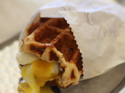 Waffle at Suite Foods