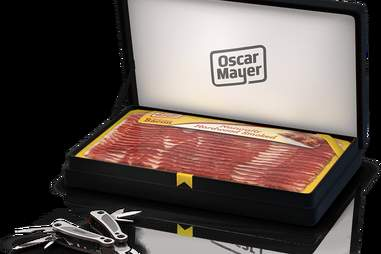 Oscar Meyer bacon Woodsman multi-tool