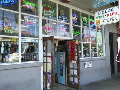 Sidney's Wine Cellar storefront