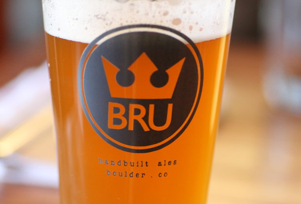 A BRUpub with microBRUed beer previously made in a garage