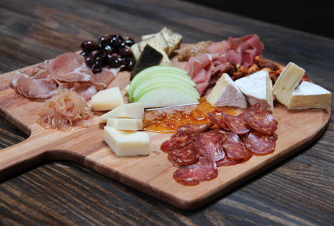 Cheese and Charcuterie at Redford