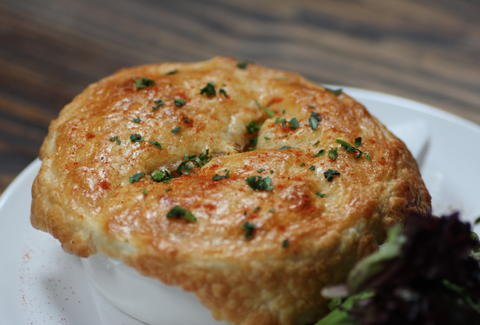 Redford pot pie at Redford