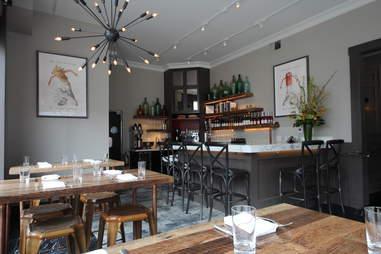Bar at Mason Pacific