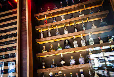 Viva Bar and Kitchen in the Gaslamp Quarter of San Diego.
