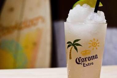 Frozen corona from Reunion