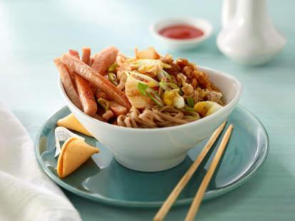 SPAM Kimchi Bowl