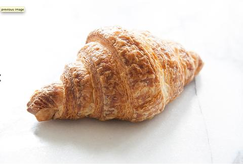Croissant from The Little Tart Bakeshop