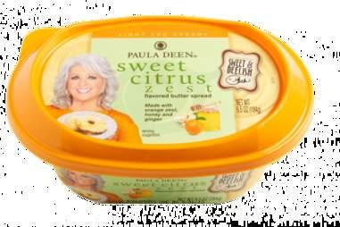 Paula Deen Sweet Citrus Zest Butter