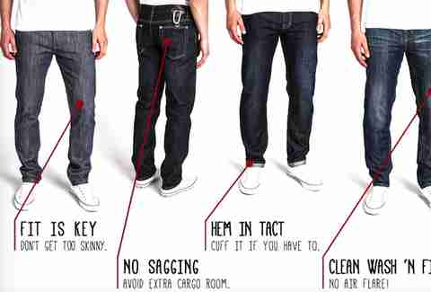 JT denim sale