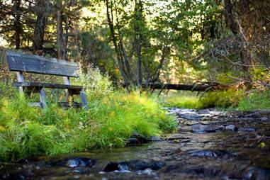 Elk Creek in Montana