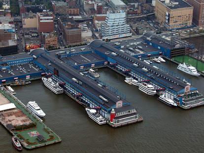 Chelsea Piers -- NYC