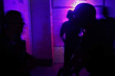 Gunfight at The Undercover Unit