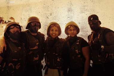 Group at The Undercvoer Unit