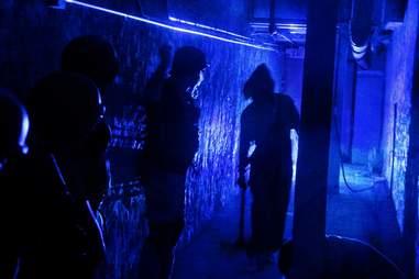 Grim reaper at The Undercover Unit