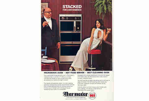 Thermador Stacked Ad.