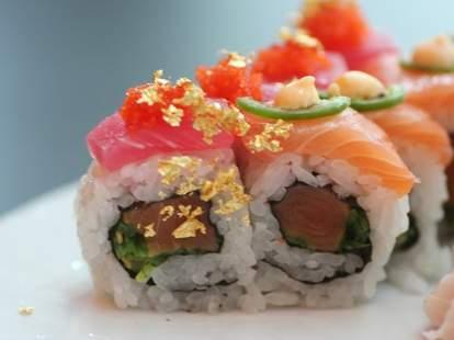 Sushi from Nikko by Sunshine