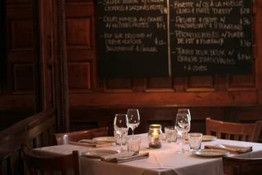 Montreal, restaurant, Garde Manger, Chuck Hughes, lobster poutine