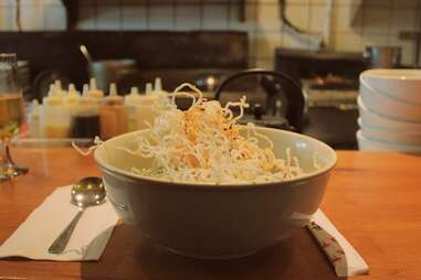 Montreal, Kazu, Japanese restaurant