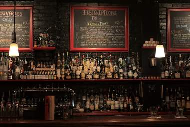 Montreal, bar, Le Lab, speakeasy
