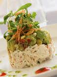 Crab Salad at Le Bilboquet, Dallas TX