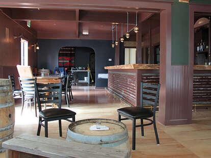 Landmark Saloon Interior