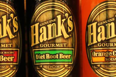 Hank's sodas at Border Springs Farm at Reading Terminal Market