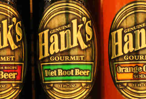 Hank's sodas at Border Springs Farm at Reading Terminal Market