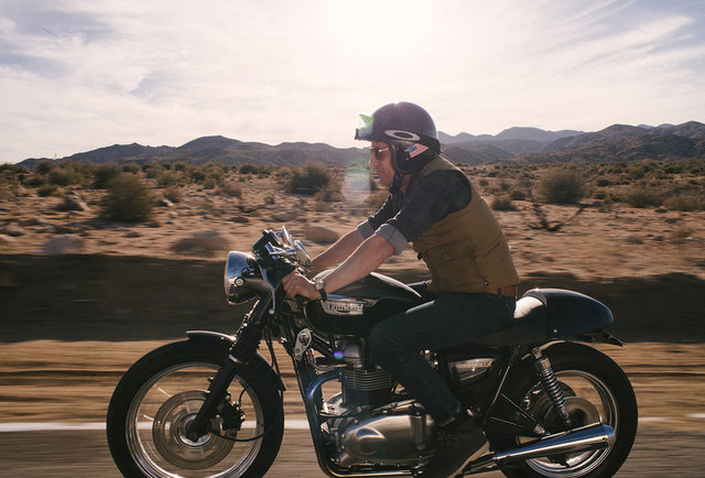 Take an epic motorcycle tour of the American Southwest