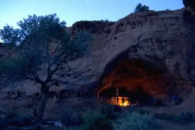 Colorado canyon country