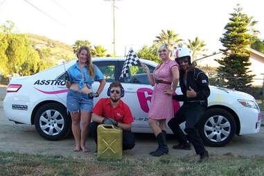Rental Car Rally
