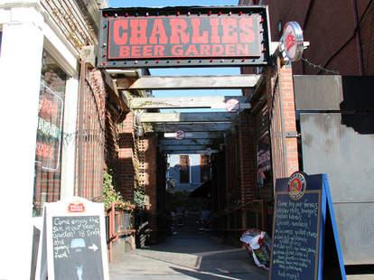 Charlie's Kitchen Boston