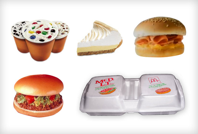 12 forgotten fast foods that (mostly) need to come back