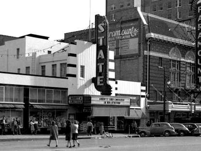 The original State Theatre