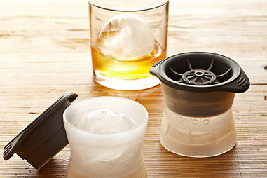 pair of ice molds