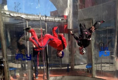 iFly Hollywood, Los Angeles