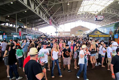 SD International Beer Festival at the Del Mar Fairgrounds.