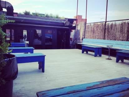 Rock Shop Outdoor Patio Brooklyn