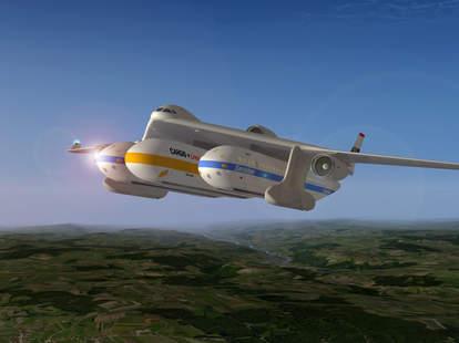 Clip-Air modular plane