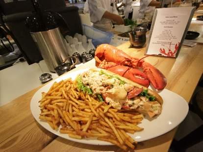 Footlong Lobster Roll